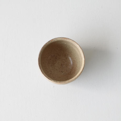 石井直人/灰釉カップ