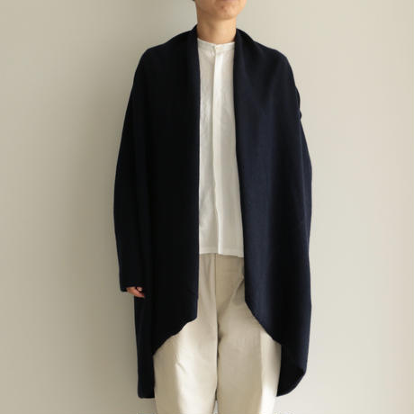 Itoi Collection by Yuri Park /FUJIカシミヤカーディガン(NAVY)