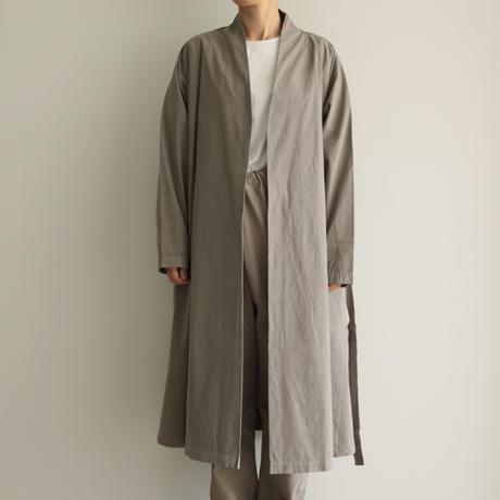 COSMIC WONDER / Organic cotton haori robe(men's.lady's/Ashen moon)