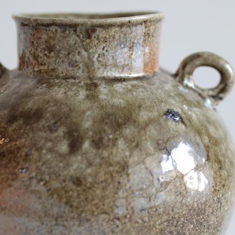 タナカシゲオ /土器双耳壺