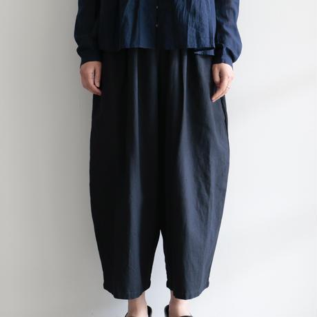 Khadi and Co / Khadi4ply Pants〈STAR〉 (lady's /Dark indigo)