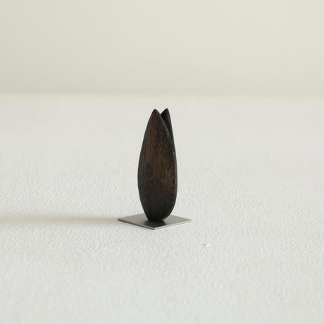 嘉手納重広 / 一輪挿し小  B(BLACK)