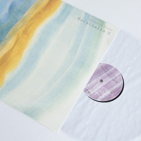 MarginaliaⅡ / Masakatsu Takagi (アナログレコード/Milan  Records)