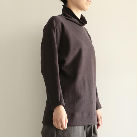 pssst,sir  / as_pullover(Lady's/Charcoal black)