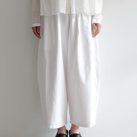 Khadi and Co / Khadi4ply Pants〈STAR〉 (lady's /White)