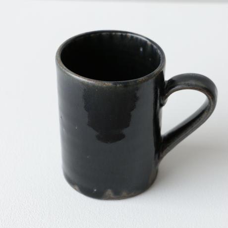田谷直子/マグカップ(黒瑠璃)
