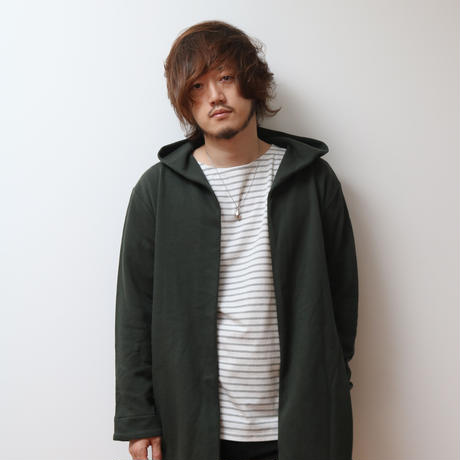 SYMBOLIC SWEAT PARKA