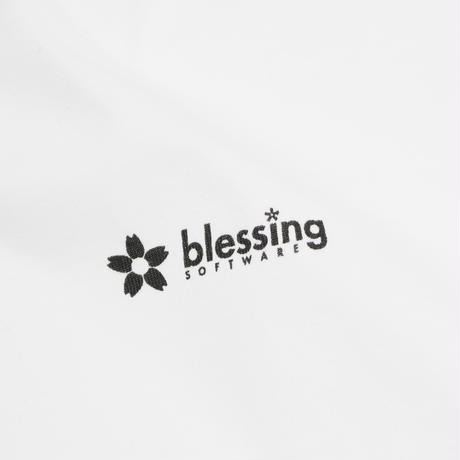 """blessing software"" T-SHIRT"