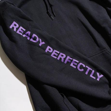 READY PERFECTLY SWEAT PARKA