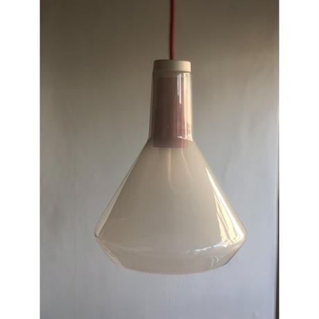 PLUMEN  002 | RED DROP CAP PENDANT | GLASS SHADE PENDANT SET キャンペーン!