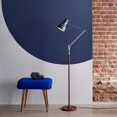 ANGLEPOISE | TYPE 75 FLOOR PAUL SMITH EDITION FOUR| 限定店舗のみでの販売
