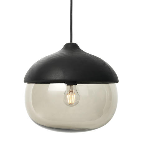 MATER   TERHO LAMP   BLACK   L