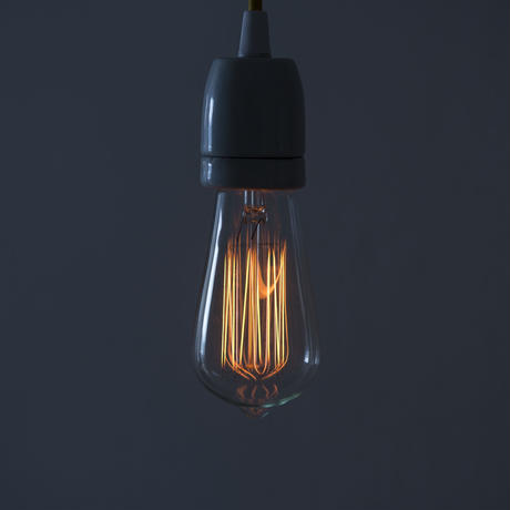 EDISON LAMP 10個セット*送料込 | ST58 VERTICAL  CLEAR