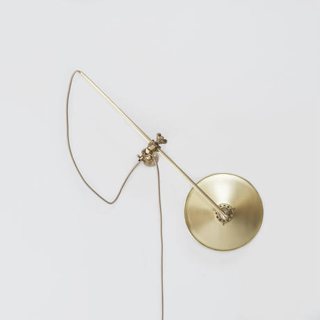 WORKSTEAD | BRASS WALL LAMP