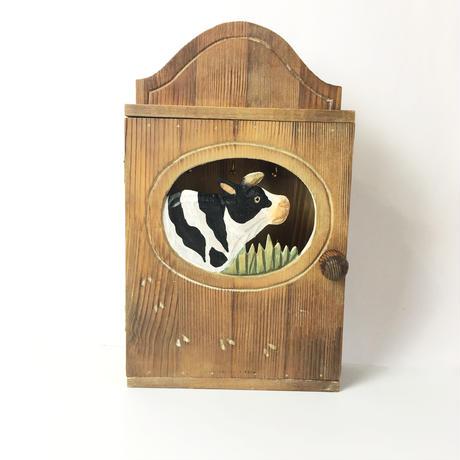 鍵の収納箱/乳牛の世界