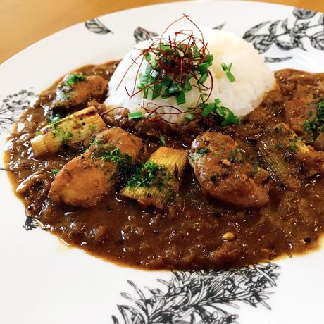 ねぎまチキンcurry by 宮城curry【3食入り】