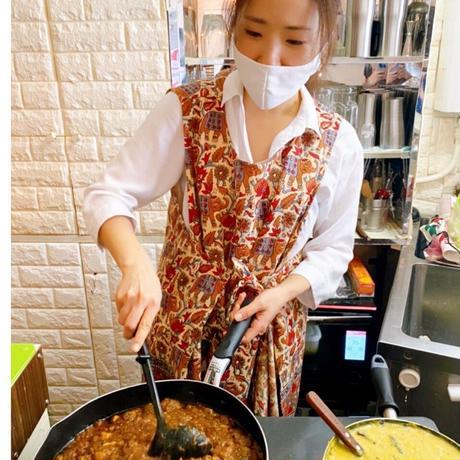 はちみつバターチキン by CLARA's curry 【3食入り】