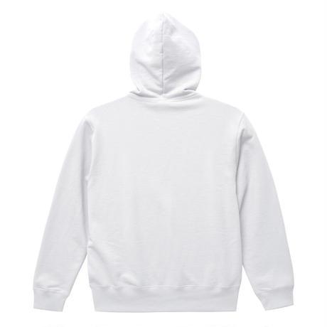 【J2元年】FIRST CHALLENGE パーカ / ホワイト