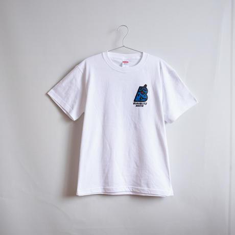【J2元年】B NAMAHAGE Tシャツ / ホワイト