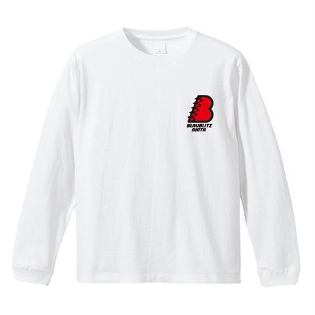 【2020優勝記念】NAMAHAGE ロングスリーブTシャツ / ホワイト