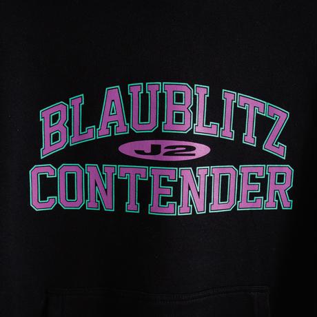 【J2元年】CONTENDER パーカ / ブラック