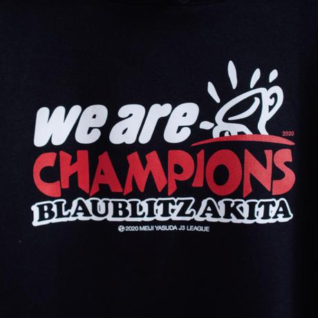 【2020優勝記念】WE ARE CHAMPIONS パーカ / ネイビー