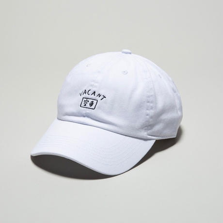 Blue Cab VACANT CAP White x Black