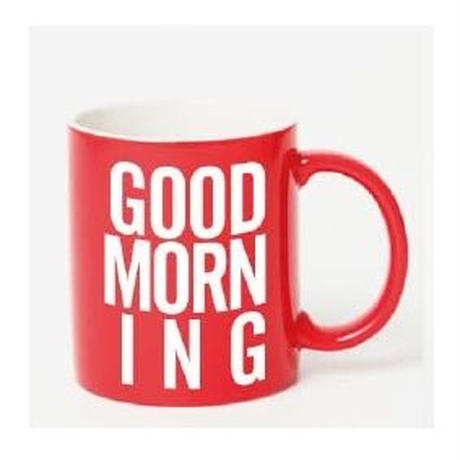 GOOD MORNING MAG -RED-