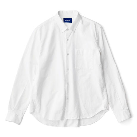 Good neighbors OXFORD BD Shirts -WHITE-