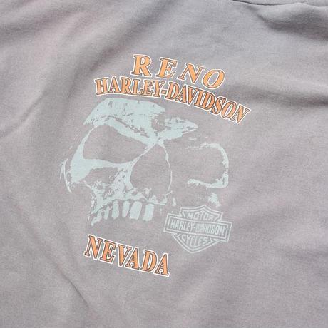 Harley Davidson Zip Up Sweat Hoodie