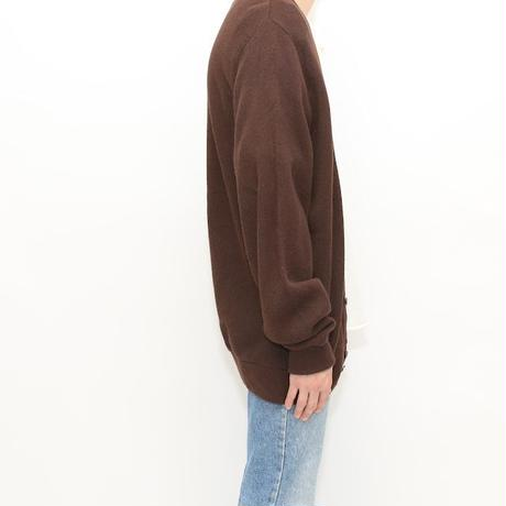 Acryl Knit Cardigan