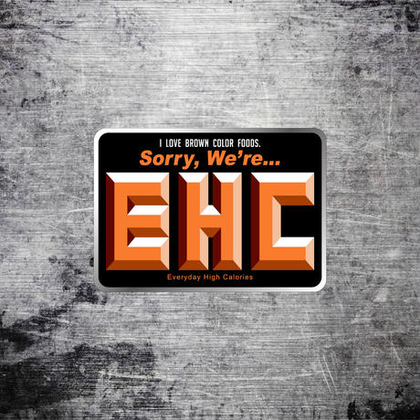 Sorry,  we're EHC.