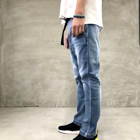 JERSEY DENIM CLIMBING PANTS USED / BS-RDP07