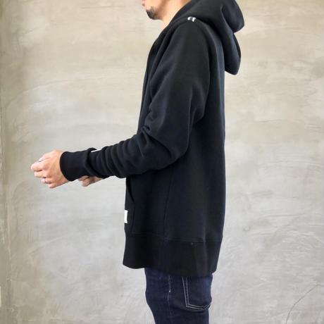 CLASSIC VINTAGE HOODIE【BLACK】  / BS-SW01-BK