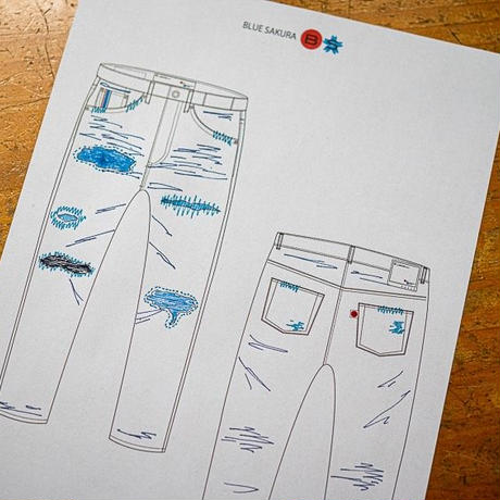 うさぎや×BS 筆記具用水性染料インク / BU-インク