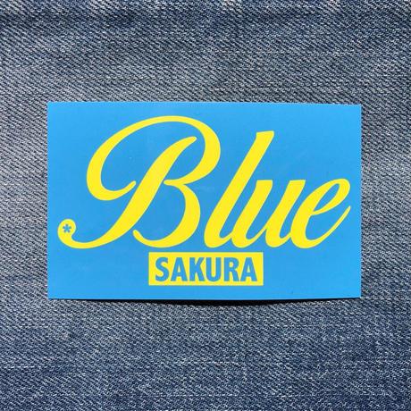 BLUE SAKURA 2020 STICKER / BS-AC30