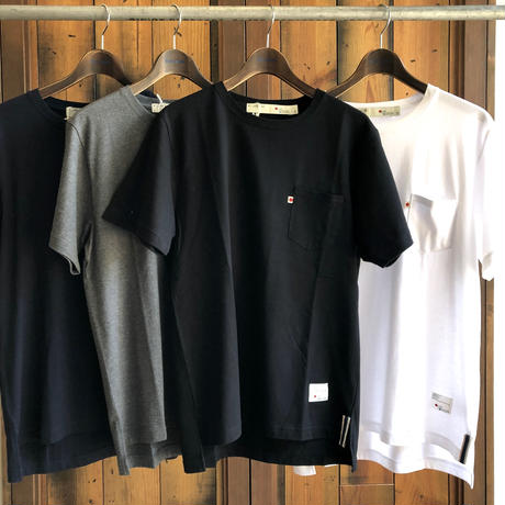 STEP T-SHIRT【BLACK】/ BS-CS03-BK
