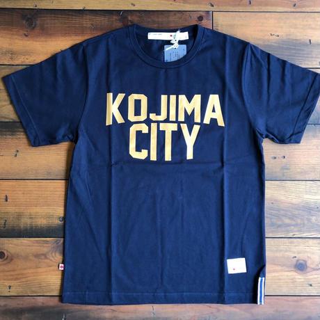 KOJIMA CITY PRINT T-SHIRT 【N-BG】/ BS-CS1-01