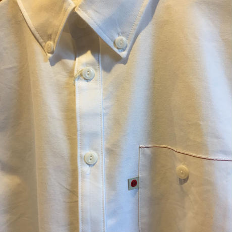 VINTAGE OXFORD SHIRT【WHITE】/ BS-SH13