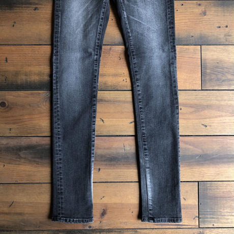 102XXW BONE USED 【BLACK】/ BS-LDP13-BK