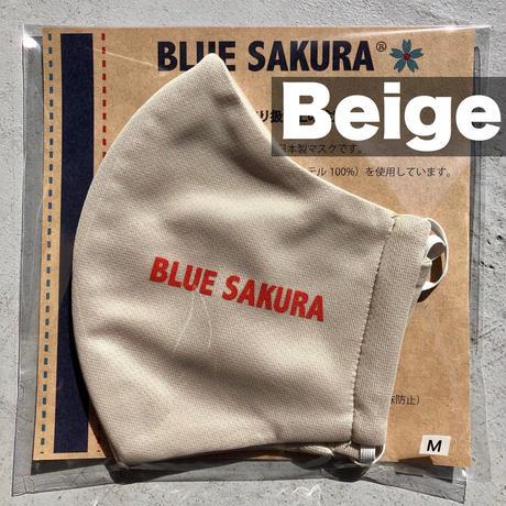 BLUE SAKURA MASK / BS-AC33