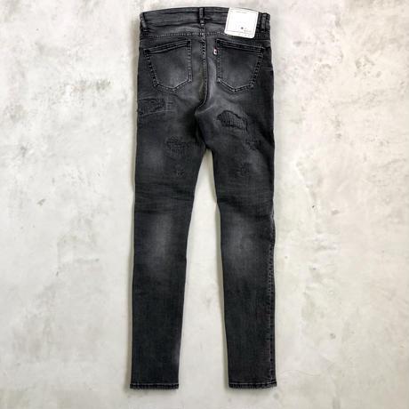 102XXW BONE USED HARD【BLACK】/ BS-LDP14-BK