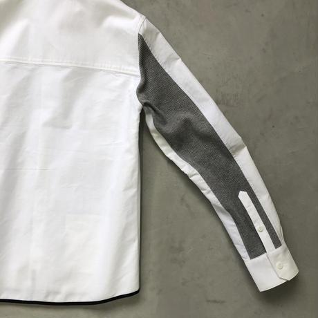 VINTAGE OXFORD SHIRT【WHITE】/ BS-SH13