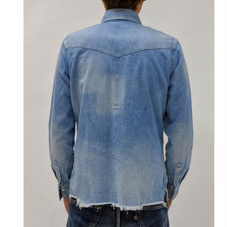 DENIM SHIRT C/O / BS-SH09