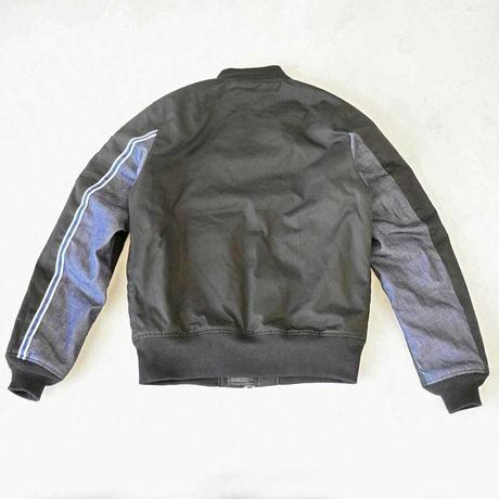 VINTAGE MA-1 【BLACK】/ BS-S5-JK03-BK
