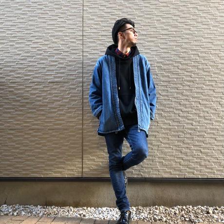 """DENTO"" KIMONO JACKET ""Long Sleeve"" -  BS-DNT-SW02"