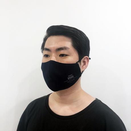 【真夏用限定モデル】ACTIVE AIR BLUEY FACE MASK / BLACK