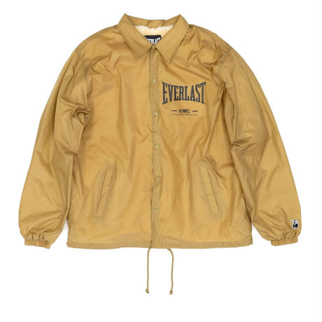 BLUEY×EVERLAST COACH JACKET / CAMEL / 15B20JK30TO