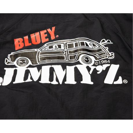 BLUEY×JIMMY'Z AWARD JACKET / BLACK×CAR / 15B20JK20SI