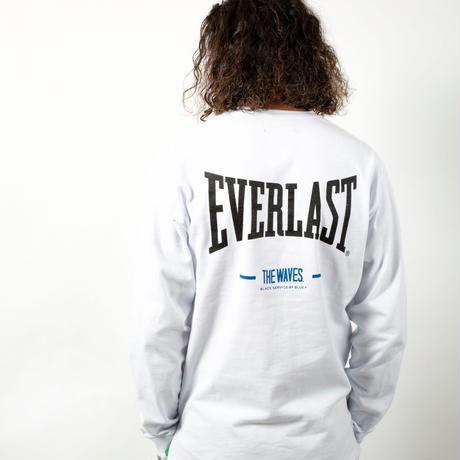 BLUEY×EVERLAST L/S TEE / OFF / 15B20TS31TO